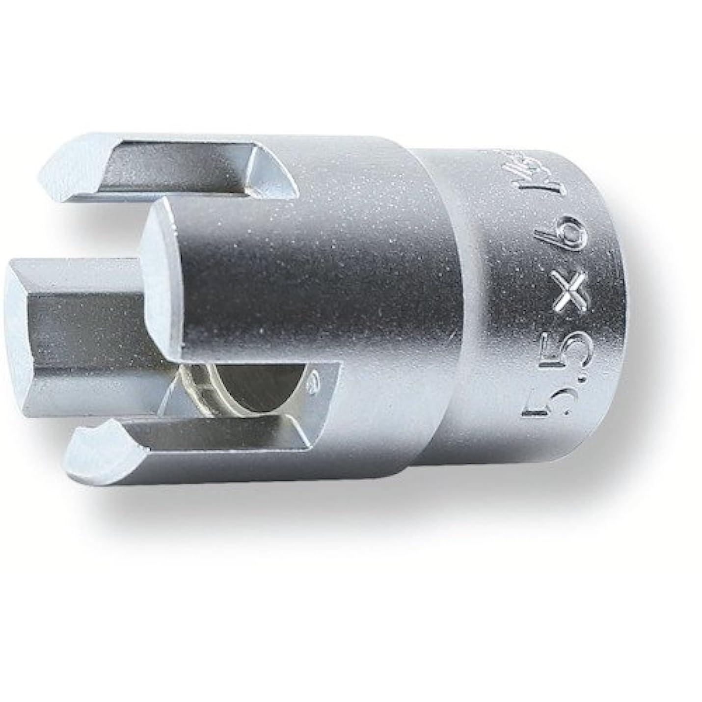 純粋な毛皮素子コーケン ソケット 3/8(9.5mm)SQ. 蝶ネジ用ソケット 5.5×6mm 3119-5.5×6