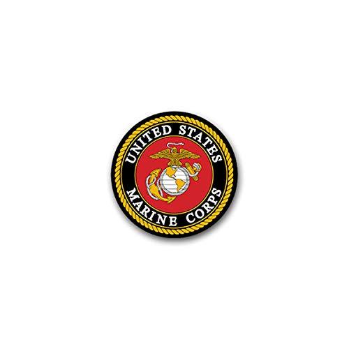 Aufkleber/Sticker USMC United States Marine Corps USA US Department 7x7cm#A2297
