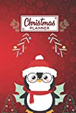 Christmas Planner: The Ultimate party planner Holiday Organizer with Shopping List, Gift Card Log, Online Order Tracker, Meal & Party Planner and Many More!