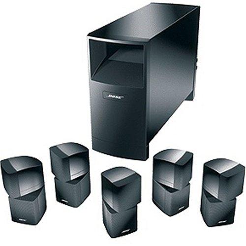 Bose Acoustimass 10 III Lautsprecher-System schwarz