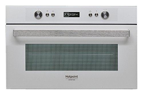 Hotpoint MD 764 WH a micro-ondes combiné encastrable 31L 1000 W Blanc Four à micro-ondes