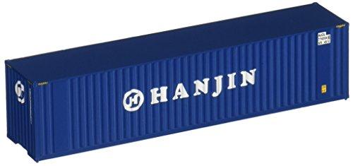 Walthers Escala H0 - Contenedor 40 Pies Hanjin