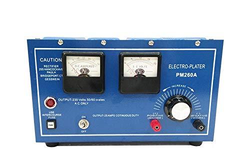 BAOSHISHAN 30 A Platin Silber Gold-Plating Maschine Jewelry Platter Galvanik Gleichrichter 220 V oder 110 V