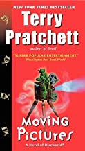 Moving Pictures( A Novel of Discworld)[MOVING PICT][Mass Market Paperback]