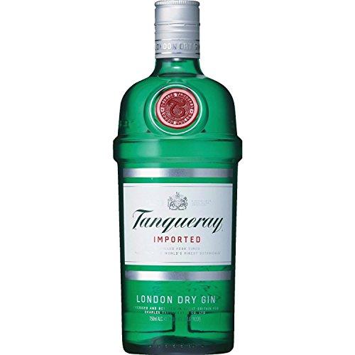 キリンビール タンカレー ロンドン ドライジン 瓶750ml