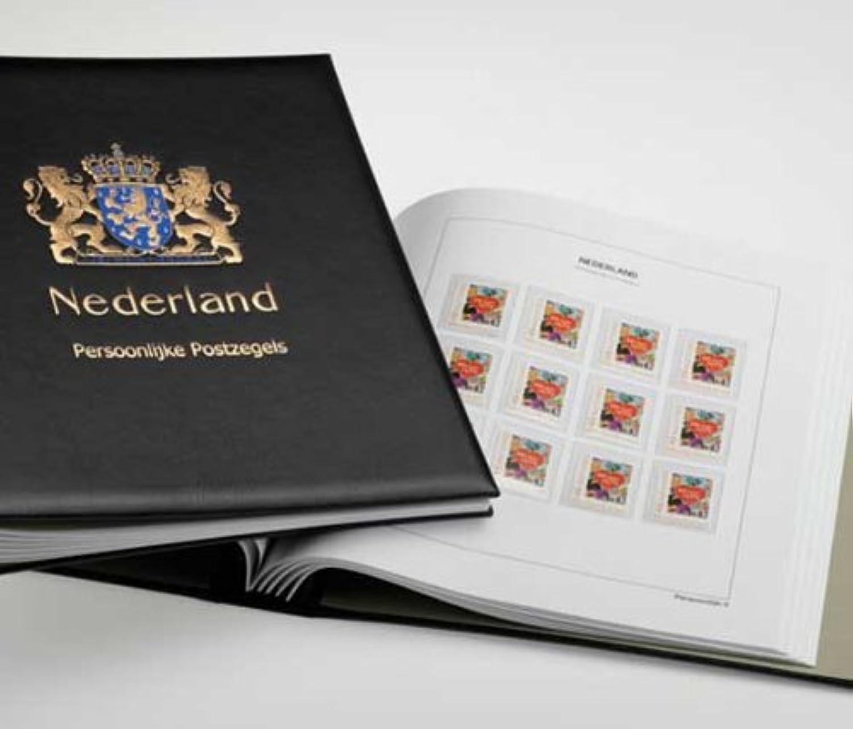 DAVO 336 Luxus Briefmarken-Album Niederlande Persoonlijke Briefmarken
