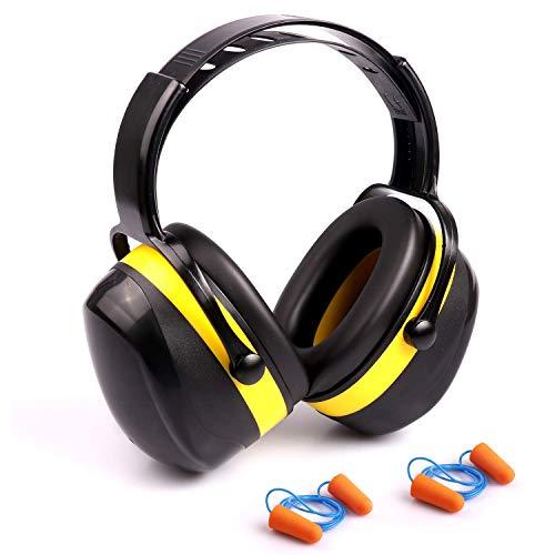 Noise Reduction Earmuffs
