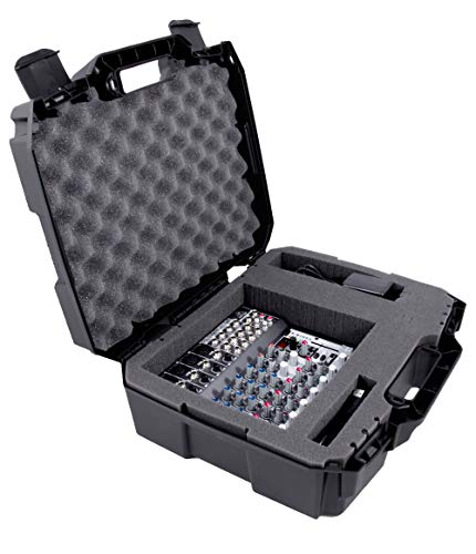 Best Price Casematix Recorder, Sound Module, Drum Sampler Hard Case with Foam Compatible with Roland...