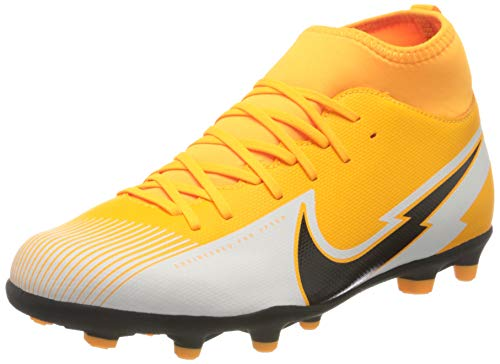 Nike, Scarpe. Unisex-Adulto, Laser Arancione/Bianco/Nero, L, 38