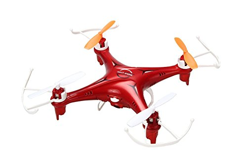 Mini RC Quadcopter Drone Helicopter with...