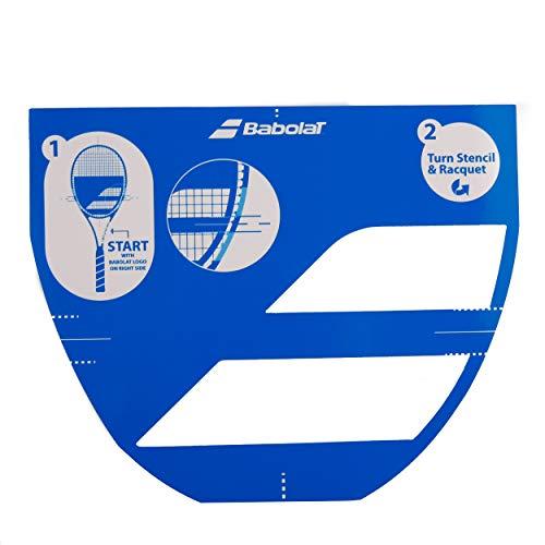 Babolat Stencil Logo Tennis Accesorios, Adultos Unisex, Multicolor (Multicolor), Talla Única