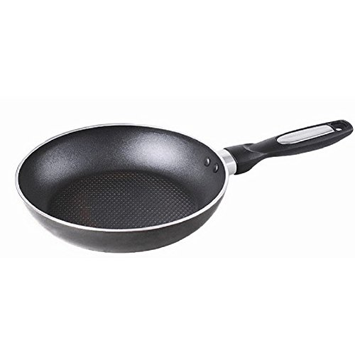 """12"""" Non Stick Fry Pan Chef Professional Heavy Duty Black a Great Frying Pan to Whip up Your Favorite Dishes in the Kitchen"""