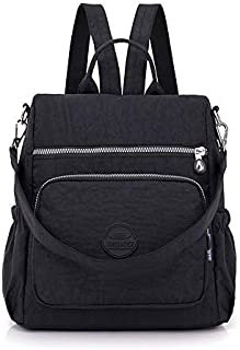 KANFAR Anti-theft backpack Women's Shoulder Bag Waterproof nylon backpack Leisure Backpack Student shoulder bag