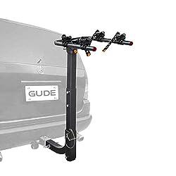Gude 2-bike hanging hitch rack
