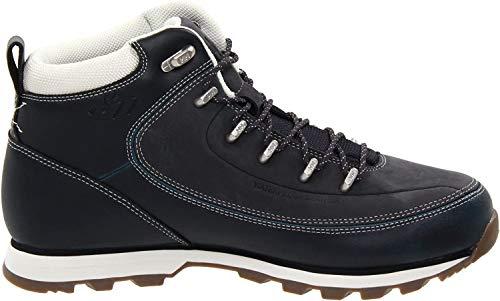 Helly Hansen THE FORESTER, Herren Chukka Boots, Blau (navy/vaporous Grey/gum 597), 44 EU (10 UK)