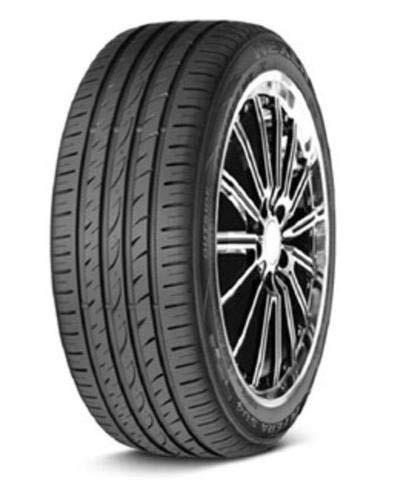Nexen N Fera SU4 - 205/40/R17 84W - C/B/72 - Neumático de verano