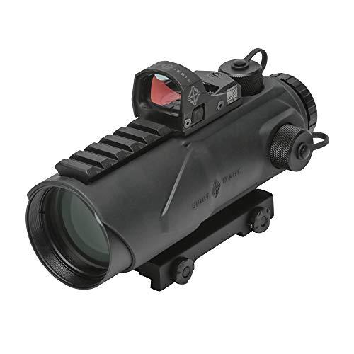 Sightmark Wolfhound 6x44 HS-223 Prismatic Sight w/ Mini Shot M-Spec Reflex Sight