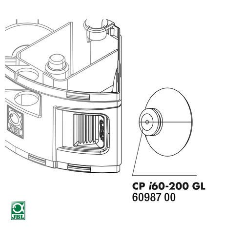 JBL Cristal Profi i_gl (2St.), Sauger Ersatzteile, Aquaristik Süßwasser, Innenfilter (4,48 €/St.)