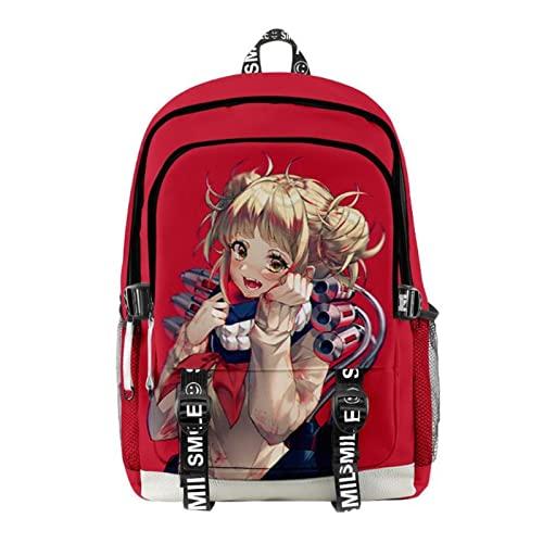 GULIAN Anime My Hero Academia Backpacks...