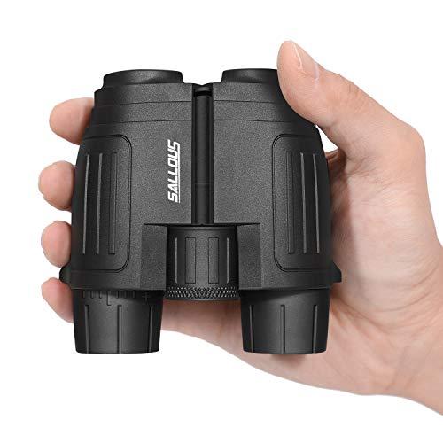 Small Lightweight Binoculars