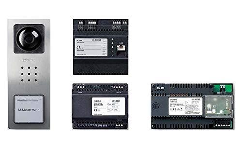 Siedle&Söhne Smart Gateway-Set Set CVSG 850-1 für Aufputz In-Home-Bus Türsprech-Set 4056138009794