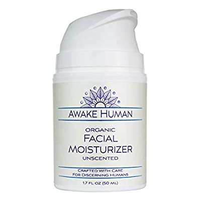 Organic Face Moisturizer Unscented