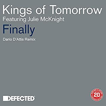 Finally (feat. Julie McKnight) [Dario D'Attis Remix]