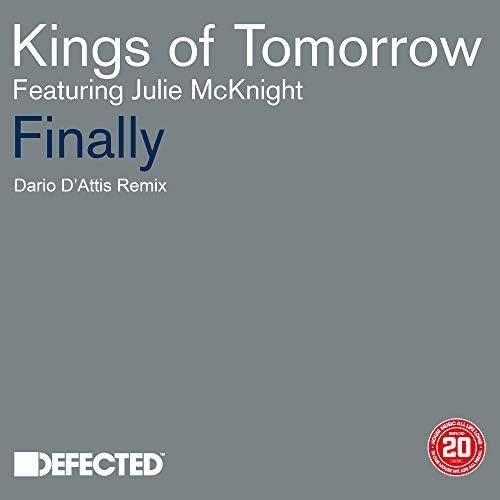 Kings Of Tomorrow feat. Julie McKnight