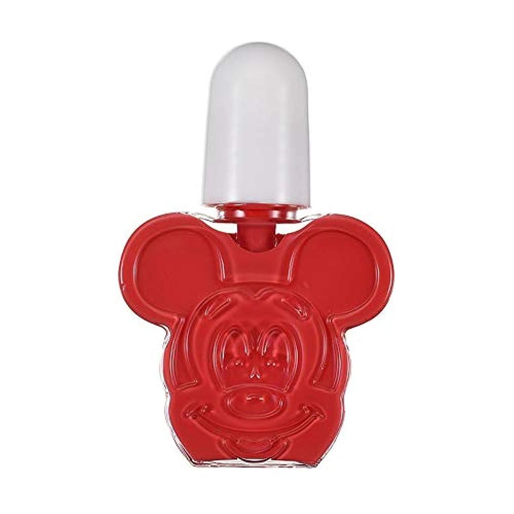 オン藤色流星ディズニーストア(公式)ネイルカラー ピールオフ ミッキー レッド Gummy Candy Cosme