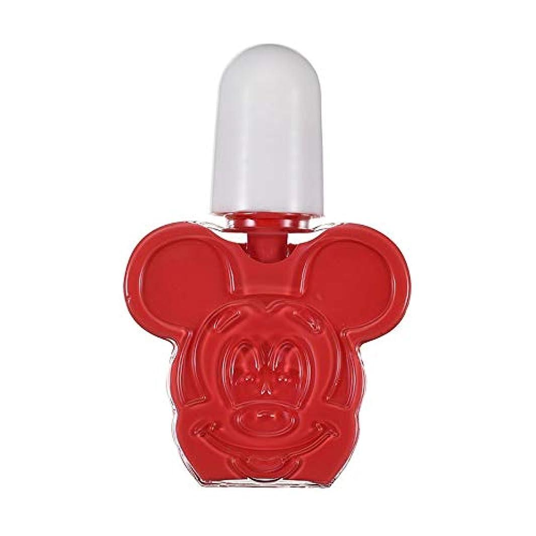 チャーミング商標商標ディズニーストア(公式)ネイルカラー ピールオフ ミッキー レッド Gummy Candy Cosme