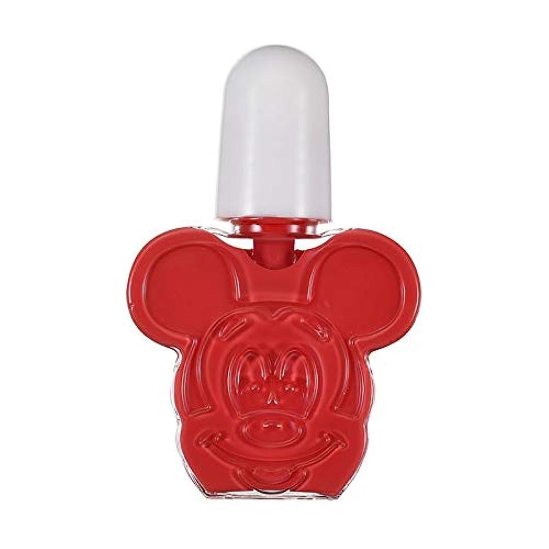 提案文明化する規範ディズニーストア(公式)ネイルカラー ピールオフ ミッキー レッド Gummy Candy Cosme