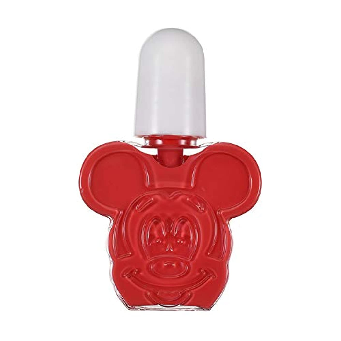 のど署名兵器庫ディズニーストア(公式)ネイルカラー ピールオフ ミッキー レッド Gummy Candy Cosme