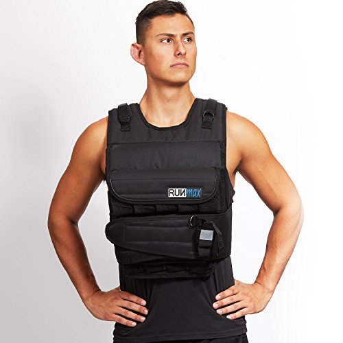 RUNFast 12lbs-140lbs Weighted Vest