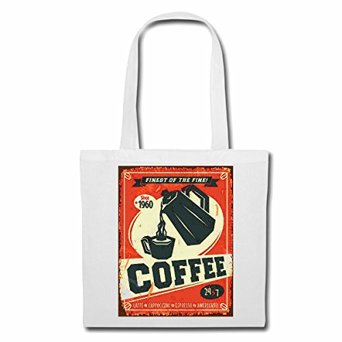 Tasche Umhängetasche Coffee Kaffee Latte Cappuccino Espresso Americano MILCHKAFFEE Schokolade KAFFEEKANNE KAFFEETASSE DIÄT ABNEHMEN Kalorien Figur Fitness BMI FETTGEWEBE DICK DÜNN Figur BETONT Bauch