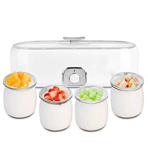XiaoZou Joghurtmaschine Joghurthersteller Vollautomatischer Betrieb Einfache, sichere Materialversiegelungssicherheit