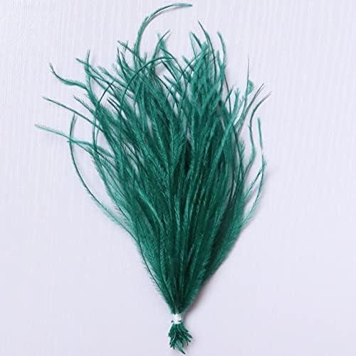 Gorgeous SpiritSwap- 100pcs bunch 35% OFF Feathers Ostrich Decorat Feather Strung