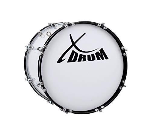 XDrum MBD-218 Marsch Bass Trommel, Fußball Pauke 18