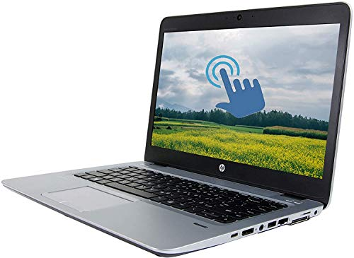 HP EliteBook 840 G4 14 in FHD TouchScreen Laptop Core i7 7600U 2.8GHz 16GB RAM 512GB SSD Windows 10 Pro (Renewed)