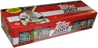 2007 Topps Factory Baseball set (Hobby version)