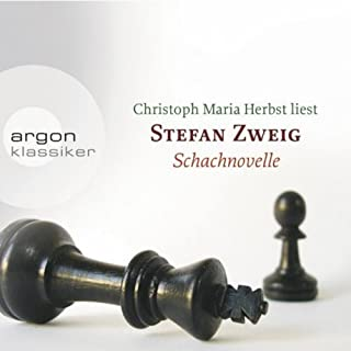 Schachnovelle Titelbild