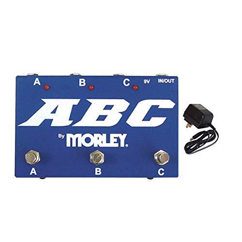 Morley ABC Selector/Combiner w/ Power Supply
