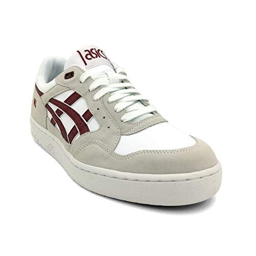 ASICS Gel-Circuit Running Mens Shoes Size 9 White/Burgundy