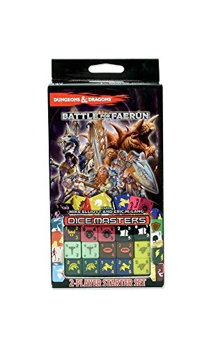 Dungeons & Dragons Dice Masters Dungeons & Dragons Starter Set