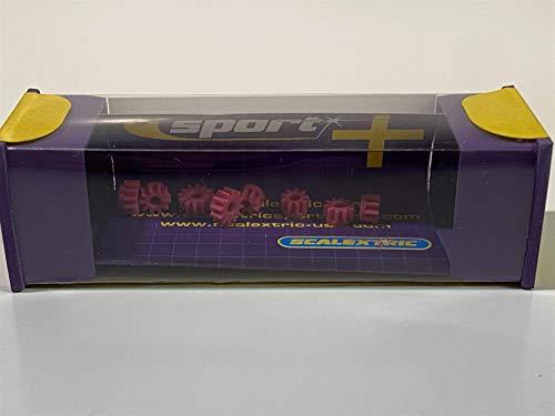 Scalextric - SCA8402 - Véhicule Miniature - Pack de 5 Pignons - Moteur S Assortis