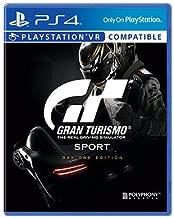 PS4 Gran Turismo Sport Day One Edition - 2 Kişilik Araba Yarışı