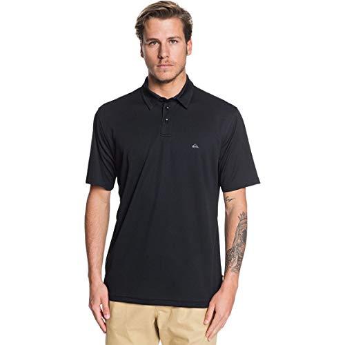 Quiksilver Waterman Water Polo 2 - Camiseta para hombre - negro - Large