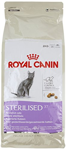 Royal Canin - Sterilised 37 / Chat Stérilisé 1 à 7 Ans - Sac de 2 Kg