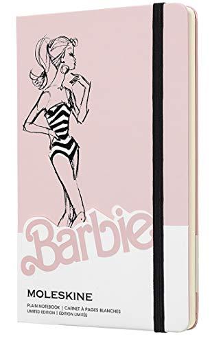 Moleskine LEBRQP062 - Libreta de edición limitada Barbie, grande, lisa traje de baño