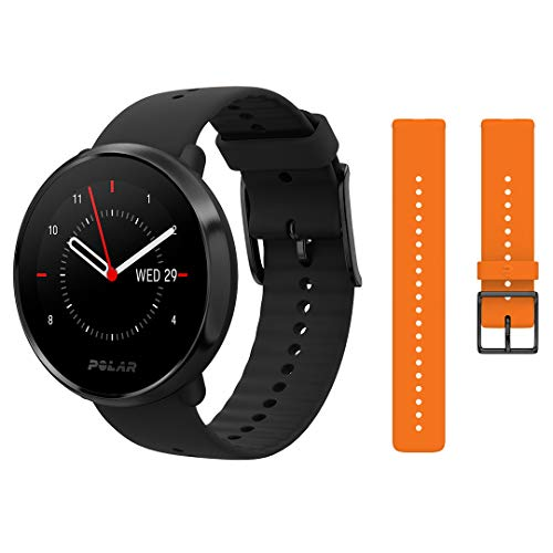 Polar GPS Fitness-Uhr Ignite schwarz (200) M/L