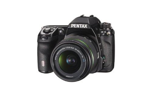 Pentax K5II+18-55WR - Kit de cámara réflex Digital con Objetivo 18-55 mm WR